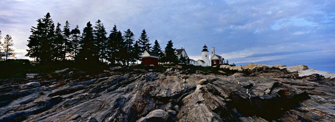 Pemaquid Point Lighthouse, XPan